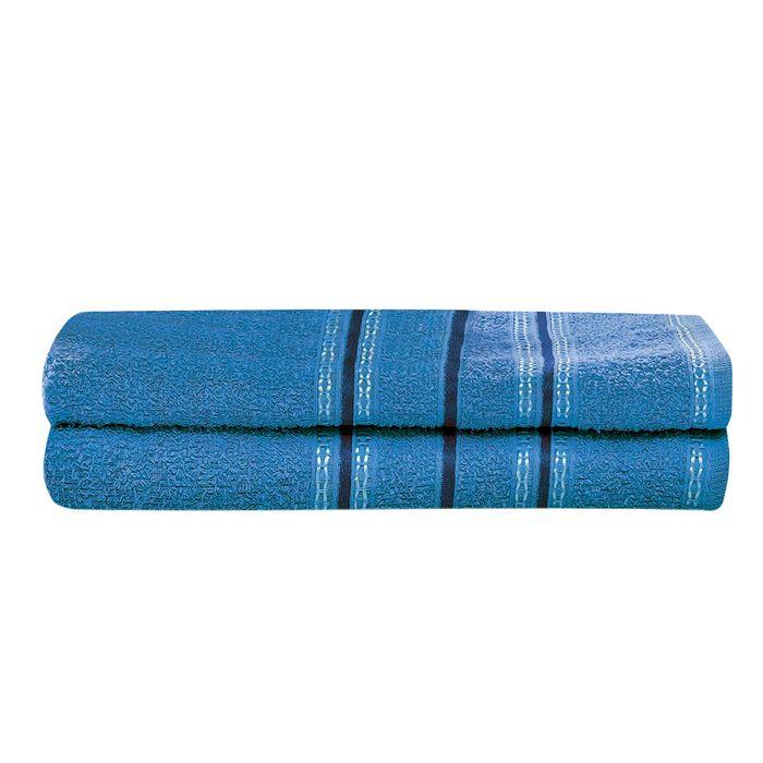 Toalha de Banho Diana Sunset Azul